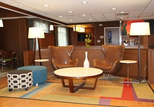 Lobby - Fairfield Inn & Suites by Marriott Jonestown