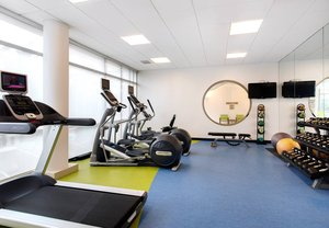 Fitness/ Exercise Room - SpringHill Suites by Marriott Ewing Township