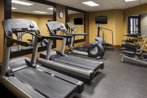 Fitness/ Exercise Room - Holiday Inn Hotel & Suites Northwest Des Moines