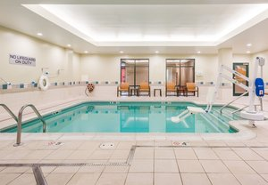 Fitness/ Exercise Room - Courtyard by Marriott Hotel Waltham
