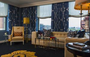 Suite - Kimpton Hotel Monaco Philadelphia