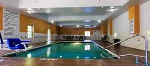 Pool - Holiday Inn Express Hinesville