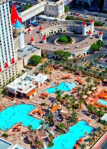 Excalibur Hotel Spa Costs