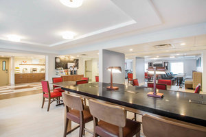 Restaurant - Holiday Inn Express Hotel & Suites West Airport Albany