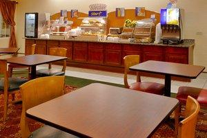 Restaurant - Holiday Inn Express Hotel & Suites Spring Hill