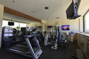 Fitness/ Exercise Room - Crowne Plaza Hotel Pittsfield