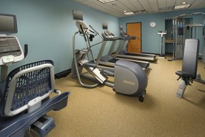 Fitness/ Exercise Room - Holiday Inn El Paso Airport