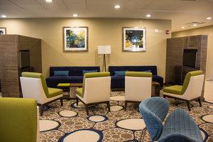 Lobby - Holiday Inn El Paso Airport