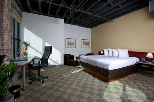 Room - Lofts Hotel Columbus