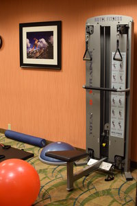 Fitness/ Exercise Room - Holiday Inn Express Hotel & Suites Pratt