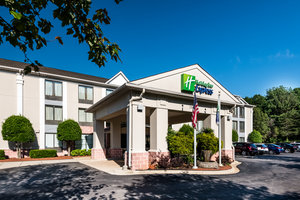 Exterior view - Holiday Inn Express Hotel & Suites Belmont