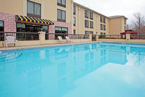 Pool - Holiday Inn Express Hotel & Suites Belmont