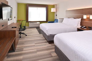 Room - Holiday Inn Express Hotel & Suites Carter Lake