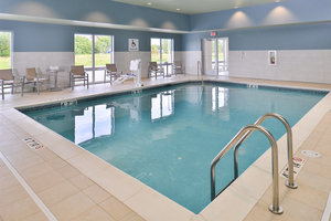 Pool - Holiday Inn Express Hotel & Suites Carter Lake