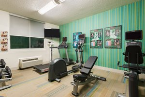 Fitness/ Exercise Room - Holiday Inn Express Doral