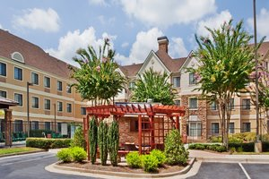 Exterior view - Staybridge Suites Alpharetta