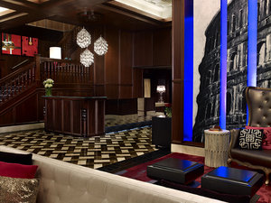 Lobby - Kimpton Minneapolis Grand Hotel