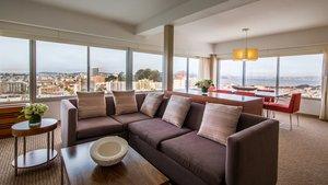Suite - Holiday Inn Golden Gateway San Francisco
