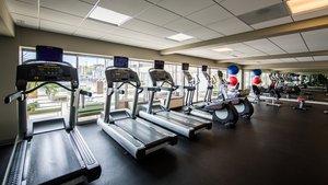 Fitness/ Exercise Room - Holiday Inn Golden Gateway San Francisco