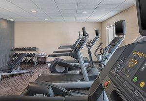Fitness/ Exercise Room - Fairfield Inn & Suites Branchburg