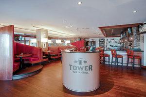 Restaurant - Holiday Inn Hotel & Suites Airport Denver