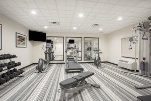Fitness/ Exercise Room - Candlewood Suites North Pueblo