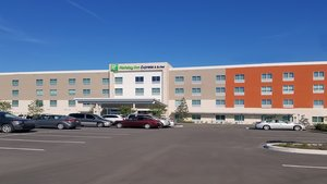 Exterior view - Holiday Inn Express Hotel & Suites East Tampa