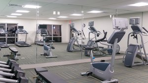 Fitness/ Exercise Room - Holiday Inn Express Hotel & Suites East Tampa