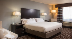 Suite - Holiday Inn Express Le Claire