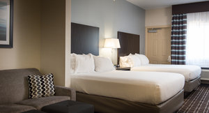 Room - Holiday Inn Express Le Claire