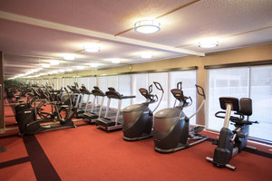 Fitness/ Exercise Room - Holiday Inn Downtown Rochester