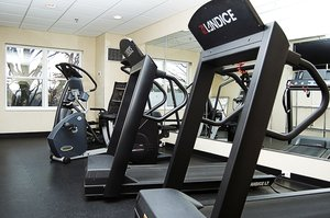 Fitness/ Exercise Room - Holiday Inn Express Hotel & Suites White River Junction