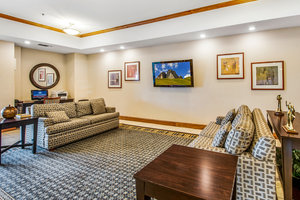 Lobby - Candlewood Suites Longview