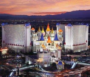 Exterior view - MGM Excalibur Hotel & Casino Las Vegas