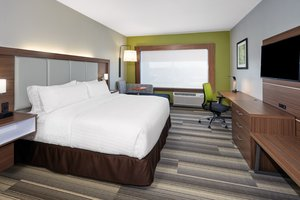 Room - Holiday Inn Express Hotel & Suites North Shore Niles