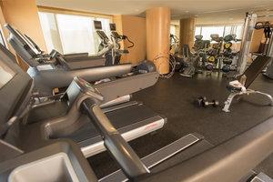 Fitness/ Exercise Room - Kimpton Marlowe Hotel Cambridge
