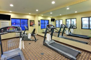 Fitness/ Exercise Room - Holiday Inn Express Hotel & Suites East Syracuse
