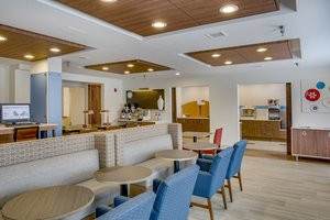 Restaurant - Holiday Inn Express Hotel & Suites Bethany