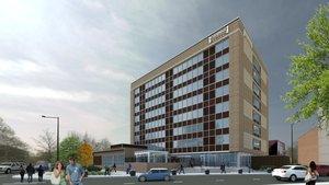 Exterior view - Staybridge Suites Downtown Denver