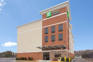 Exterior view - Holiday Inn Express Hyattsville