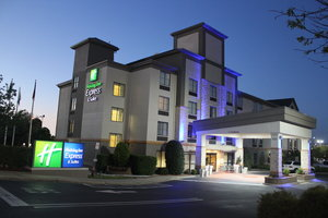Exterior view - Holiday Inn Express Hotel & Suites Concord