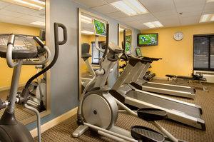 Fitness/ Exercise Room - Holiday Inn Express Hyattsville