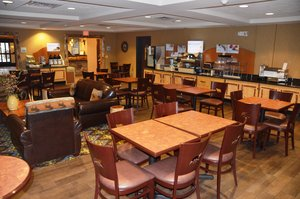Restaurant - Holiday Inn Express Hotel & Suites Donegal