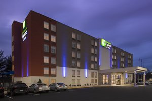 Exterior view - Holiday Inn Express Hotel & Suites College Park