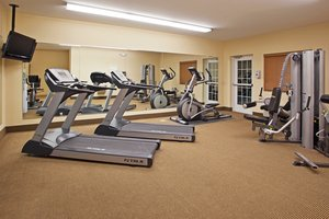 Fitness/ Exercise Room - Candlewood Suites Washington