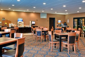 Restaurant - Holiday Inn Express Hotel & Suites Airport Calgary
