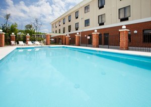 Pool - Holiday Inn Express Hotel & Suites Greensboro
