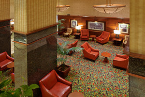 Lobby - Holiday Inn Capitol Plaza Sacramento