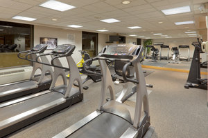 Fitness/ Exercise Room - Holiday Inn Capitol Plaza Sacramento