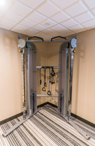 Fitness/ Exercise Room - Candlewood Suites Fairbanks
